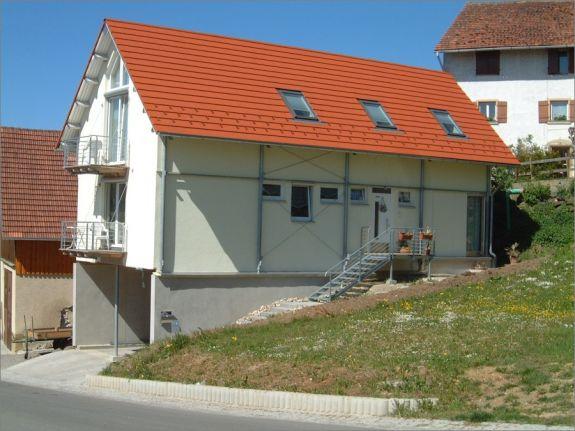 Projekt Greuter in Engen Stetten